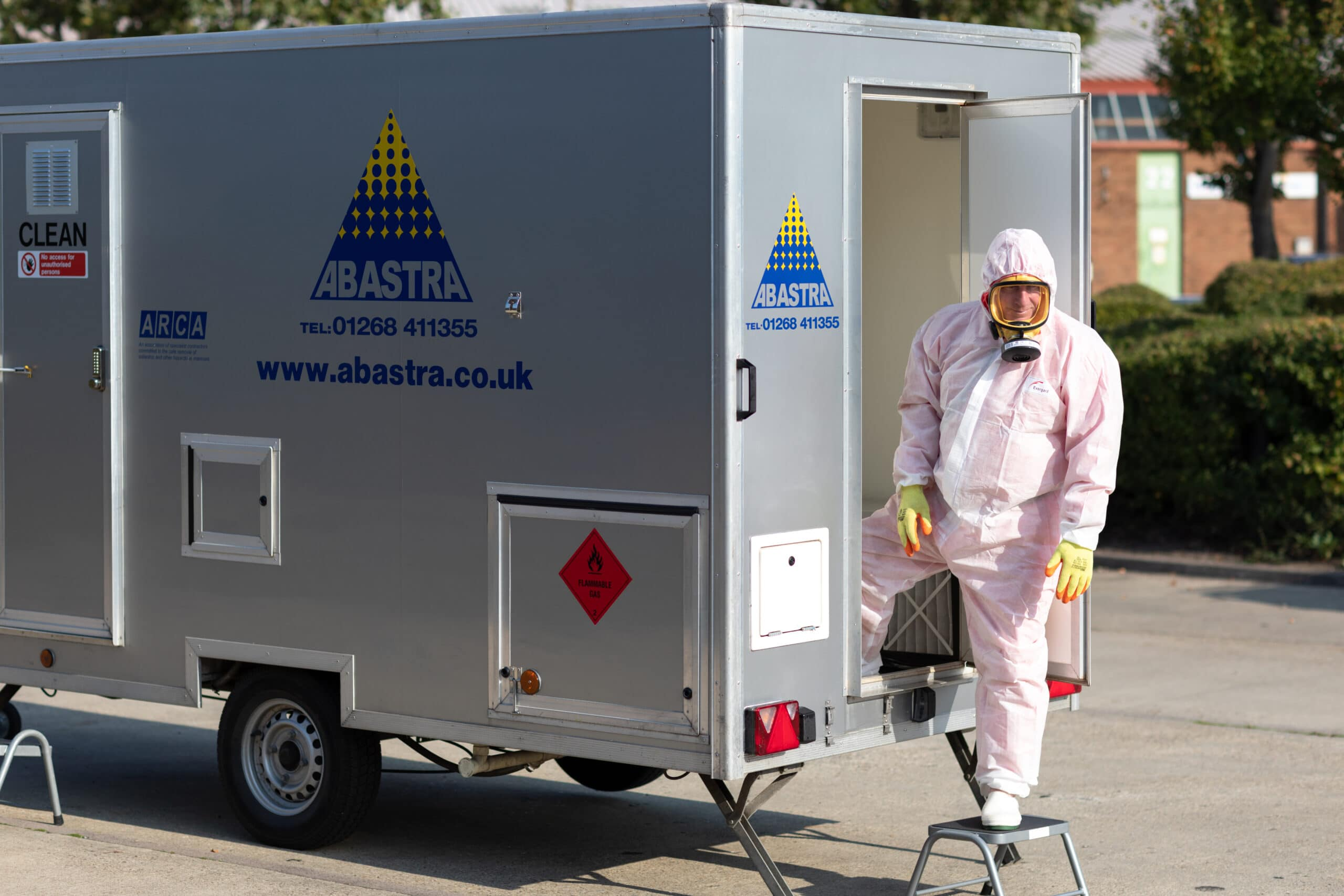 ASBESTOS AND LEAD PAINT REMOVAL IN LONDON AND THE SOUTH EAST