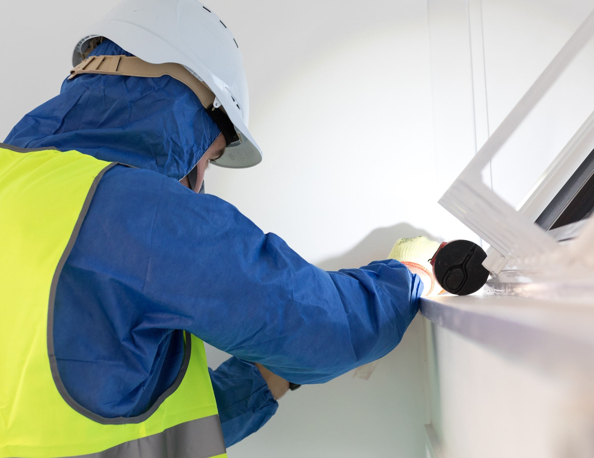 asbestos surveys and testing